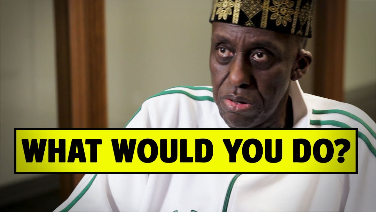 Bill Duke Talks About People Who Want See You Fail. Always Watch Your Back.