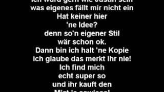 Die Geronten feat. Jimi Blue - Wie Justin (L.M.a.A.) + Lyric