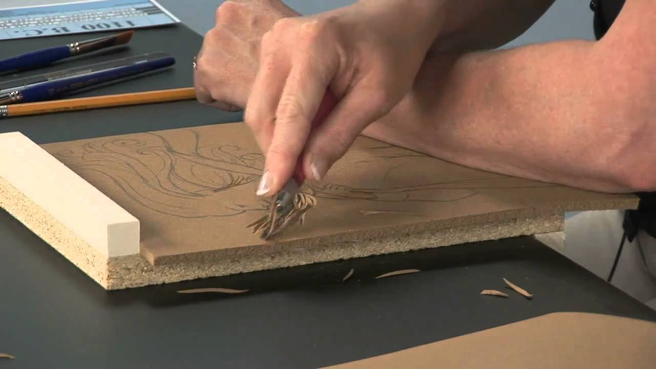 Bas Relief Painting - Lesson Plan