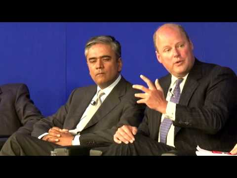Panel: Fixing the Financial System