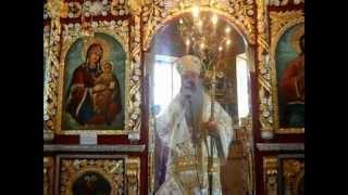 Pelerinaj de vis - Predica la Inaltarea Domnului 2012 a IPS Teodosie al Tomisului