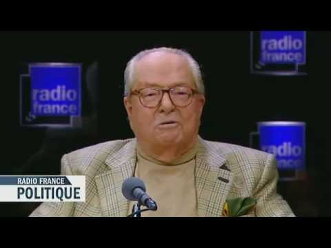 Jean-Marie Le Pen - Sa plus belle interview