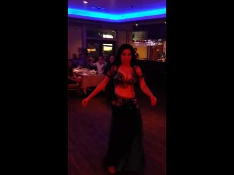 Malayeen iraki dancer @San Diego  الراقصة ملايين