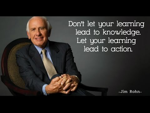 Jim Rohn Take Charge of Your Life