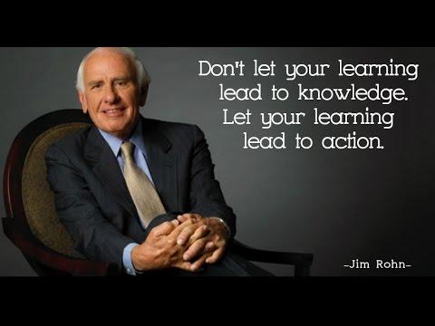 Jim Rohn Take Charge of Your Life