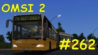 Let's Play OMSI 2 Teil 262 - Linie 74 Bernhausen Bf. - Nürtingen ZOB (Nürtingen V5) | Liongamer1