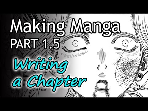 How Many Pages Per Chapter, How to Write & Plan Out Chapters & MORE ❤How to Make Manga (PART 1.5)❤