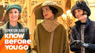 Know Before You Go: Downton Abbey | Movieclips Trailers