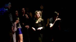 karaoke bohemian rhapsody with Rev Mel