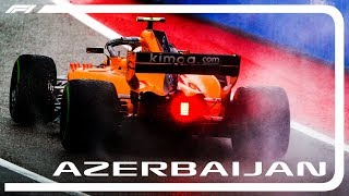 TACTICAL RACING | F1 2018 AOR PC F3 | Azerbaijan GP Highlights