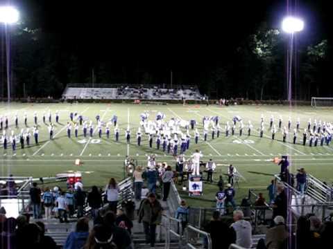 2009-09-18 1 NHSS Marching Band-Batman