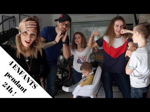4 ENFANTS PENDANT 24h !!!  CINDYCHTIS