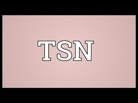 TSN Meaning