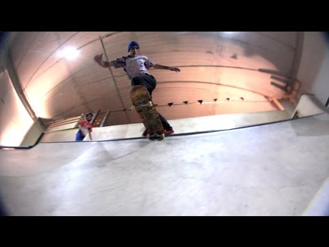 8f066497 Nice afternoon at Pinbowl skatepark in Milano - YouTube