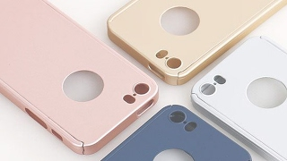360° Protection cover for iPhone 5 / 5s / SE