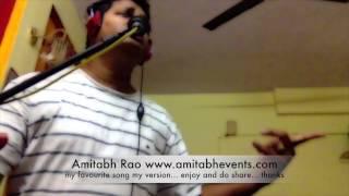 Nothings gonna change my love Reggae Version Amitabh Rao 09300104072