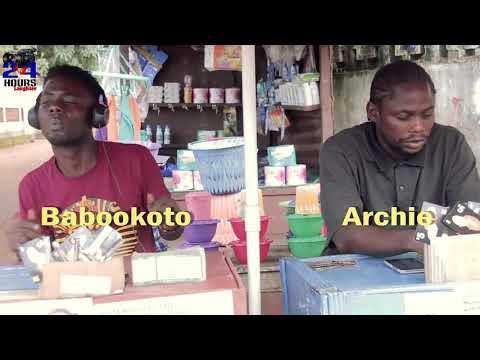 #LIBERIAN #COMEDY... Money changer... Brand new....
