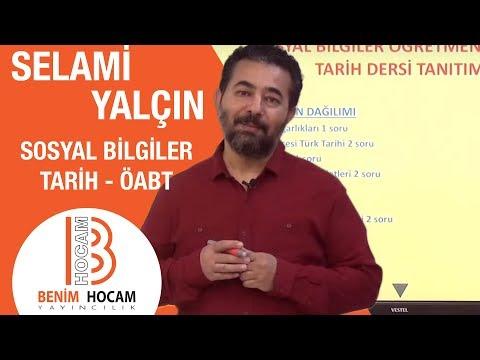26) Selami YALÇIN - Osmanlı Tarihi Beylikten Devlete - I - (2018)