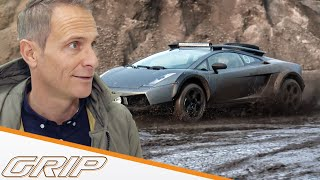 Mad Max Gallardo I Lamborghini Gallardo I GRIP