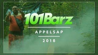 Appelsap X 101Barz - 2018 - Rotjoch, JoeyAK, Mario Cash, Momi, D-Double & Latifah (prod. Hy-Energy)