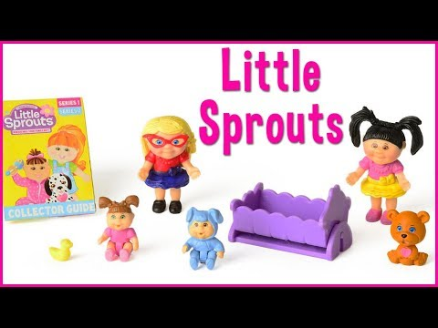 Cabbage Patch Kids CPK Little Sprouts Blind Bags Surprise