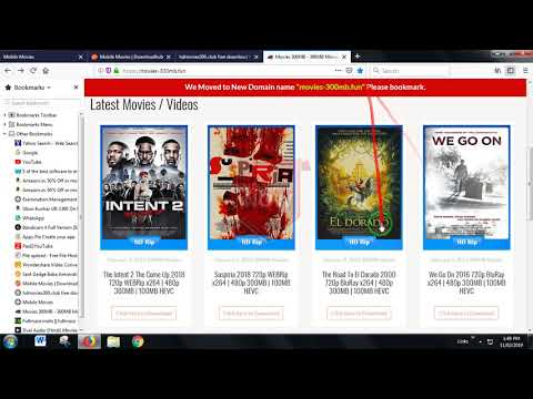 How 2 Find Highly Compressed Movies (100mb-200mb) By HMT World