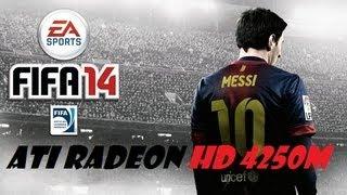 FIFA 14 PC Demo - ATI Radeon HD 4250 Gameplay