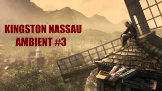 Repeat youtube video nassau Kingston ambient #3 | AC4 Black Flag Soundtrack