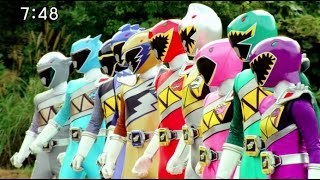 Power Rangers Dino Supercharge Fan Opening 2