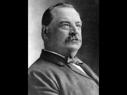 Grover Cleveland President No. 22. Rapist??