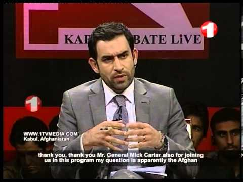 Kabul debate live- ep 16 Part 1-  How Afghanistan will be after 2014?  English Subtitle.flv