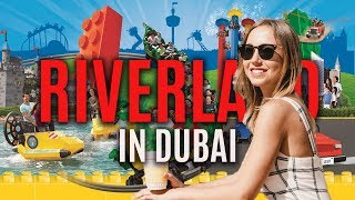 Amazing Dubai Getaway at Riverland. Dubai Parks And Resorts. Legoland.