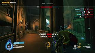Widowmaker Takes No Skill