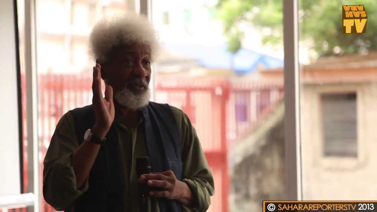 Women Groups In Nigeria Failed To Make Example Of Gov. Sullivan Chime -Wole Soyinka