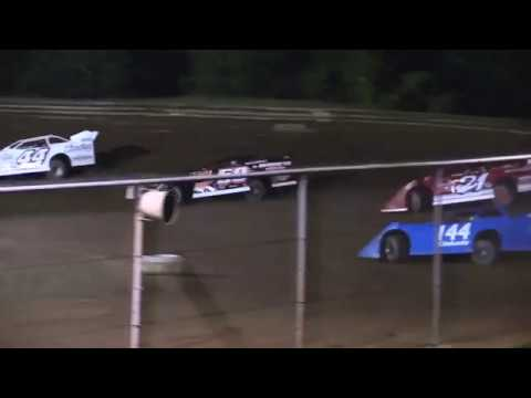 Ohio Valley Speedway Late Model Heat Races 8-25-18