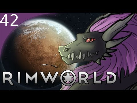 Deep Drilling | Let's Play RimWorld Alpha 16 Modded - Part 42