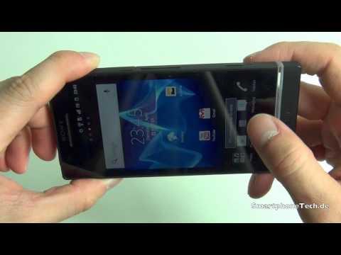 Sony Xperia S Test - Deutsch - Full HD