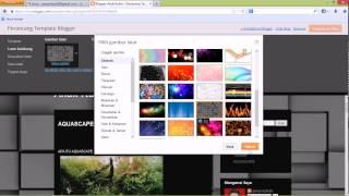 cara menambahkan animasi bergerak pada blog