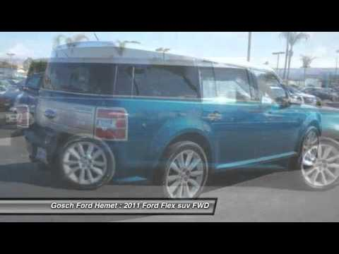 2011 ford flex hemet san jacinto lakeview perris palm. Black Bedroom Furniture Sets. Home Design Ideas