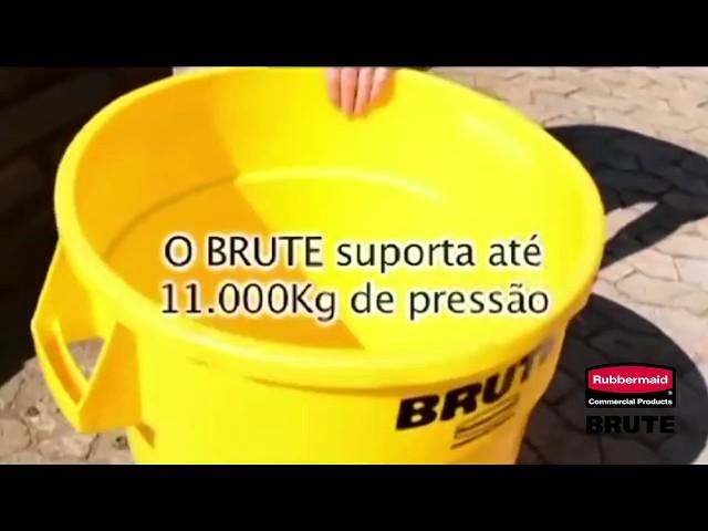 BRUTE Rubbermaid X Concorrentes - Grupo Sentax