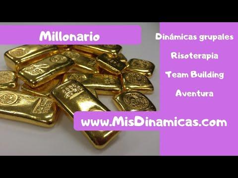 🔝El millonario #juego #campamento #grupos
