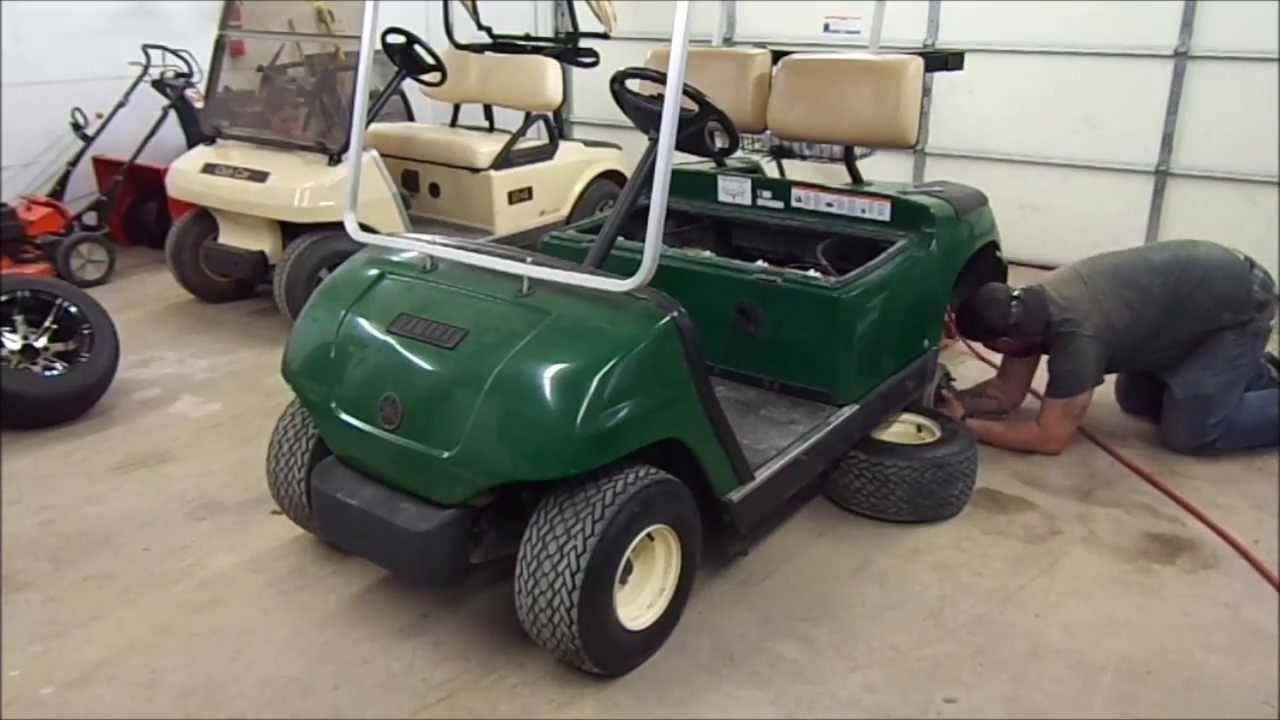 Rainy day projects: Golf Cart Lift Kit on golf cart tires, golf carts with 4 inch lift kits, golf cart wheels, golf carts lifted chevy,