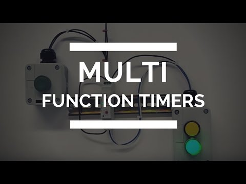 Europa Components | Multi Function Timer Demonstration