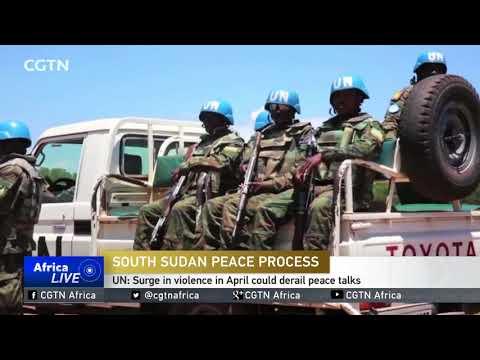 SOUTH SUDAN: UN calls for action against violators of ceasefire deal