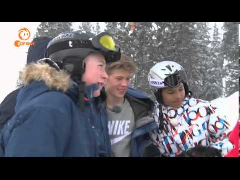 Die Jungs-WG im Schnee; Tag 4