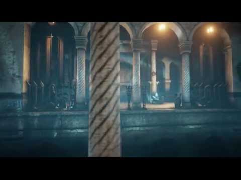 Zelda As Imagined - Water Temple