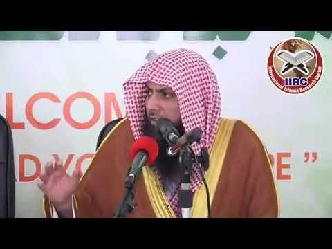 Masjid me namaz padhne ki taqeedgi by Qari ahmed sohaib meer salafi video from Mohammed Saif Uddin