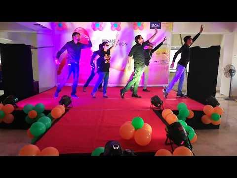 Funny Dance : Khali Pili tokne ka nahi