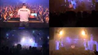 DJ Darude LIVE ON STAGE FILMED WITH 4 cams live