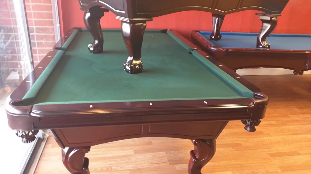 Pool table sale billiard tables. - YouTube